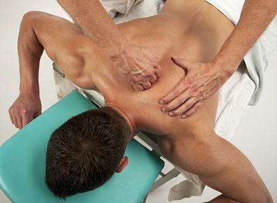 men massaging men Victoria